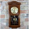 Wiszący zegar drewniany BECKER w pełni sprawny antyk