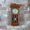 Reprezentacyjny zegar wiszący ze słynnej wytwórni GB - Gustav Becker