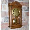 Doskonały zegar wiszący Becker z lat trzydziestych