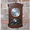 Gustowny zegar wiszący z lat 1925-1930 do salonu i nie tylko
