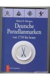 Sygnatury i znaki na porcelanie 1710-2007! Roentgen DEUTSCHE PORZELLANMARKEN -NOWY + Polski Suplement.