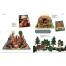 Słynny CYRK HUMBERTO - książeczkowa tekturowa zabawka